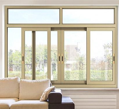 aluminium slidiing window