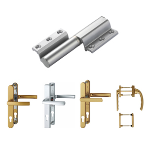 hinged door hardware